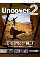 UNCOVER 2 PRESENTATION PLUS DVD-ROM - 1ST ED