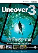 UNCOVER 3 PRESENTATION PLUS DVD-ROM - 1ST ED