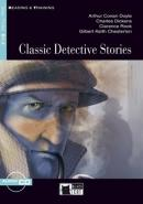 CLASSIC DETECTIVE STORIES - WITH AUDIO CD