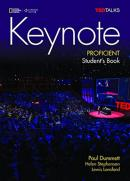 KEYNOTE PROFICIENT SB WITH  DVD-ROM - BRITISH