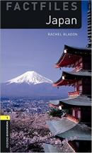 JAPAN MP3 PK BOOKWORMS FACTFILES - LEVEL 1 - 3RD ED