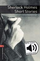 SHERLOCK HOLMES SHORT STORIES WITH MP3 - LEVEL 2