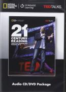 21ST CENTURY READING 4 AUDIO CD/DVD PACKAGE
