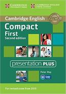 CAMBRIDGE ENGLISH COMPACT FIRST PRESENTATION PLUS DVD-ROM - 2ND ED