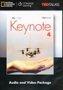 KEYNOTE 4 AUDIO CD AND DVD PACKAGE - AMERICAN