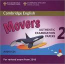 CAMBRIDGE ENGLISH YOUNG MOVERS 2 FOR REVISED EXAM FROM 2018 AUDIO CD