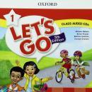 LETS GO 1 CLASS AUDIO CDS - 5TH ED