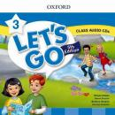 LETS GO 3 CLASS AUDIO CDS - 5TH ED