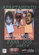 APARTAMENTO PARA DOS 2 - 2ª PARTE - DVD (NACIONAL)
