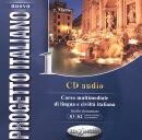 NUOVO PROGETTO ITALIANO 1 - CD AUDIO