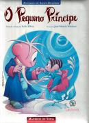 TURMA DA MONICA - O PEQUENO PRINCIPE (CAPA ALMOFADADA)