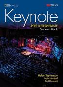 KEYNOTE UPPER INTERMEDIATE STUDENT´S BOOK WITH DVD ROM - BRITISH