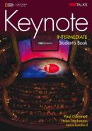 KEYNOTE INTERMEDIATE STUDENT´S BOOK WITH DVD ROM - BRITISH