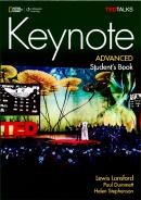 KEYNOTE ADVANCED STUDENT´S BOOK WITH DVD ROM - BRITISH