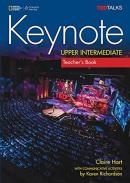 KEYNOTE UPPER INTERMEDIATE TEACHER´S BOOK WITH CLASS AUDIO CDS - BRITISH