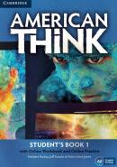 AMERICAN THINK 1 STUDENT´S BOOK  WITH ONLINE WORKBOOK AND ONLINE PRACTICE - 1ST ED