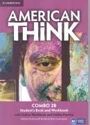 AMERICAN THINK 2B COMBO STUDENT´S BOOK  WITH ONLINE WORKBOOK AND ONLINE PRACTICE - 1ST ED