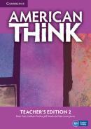 AMERICAN THINK 2 TB - 1ST ED