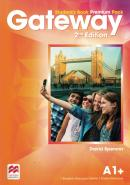 GATEWAY A1+ STUDENT´S BOOK PREMIUM PACK - 2ND ED