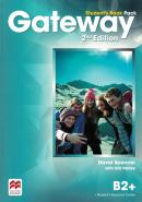GATEWAY B2+ STUDENT´S BOOK PACK - 2ND ED