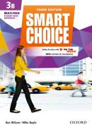 SMART CHOICE 3B MULTI-PACK WITH ONLINE PRACTICE  - 3RD ED