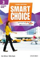 SMART CHOICE 3 STUDENT´S BOOK WITH ONLINE PRACTICE - 3RD ED