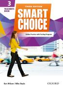 SMART CHOICE 3 TEACHER´S BOOK - 3RD ED