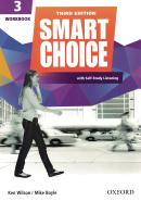 SMART CHOICE 3 WORKBOOK - 3RD ED