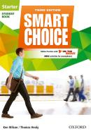 SMART CHOICE STARTER STUDENT´S BOOK WITH ONLINE PRACTICE - 3RD ED