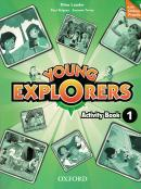 YOUNG EXPLORERS 1 ACTIVITY BOOK WITH ONLINE PRACTICE - 1ST ED