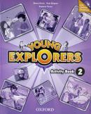 YOUNG EXPLORERS 2 ACTIVITY BOOK WITH ONLINE PRACTICE - 1ST ED