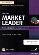 MARKET LEADER EXTRA ADVANCED CB WITH DVD-ROM AND MYENGLISHLAB - 3RD ED