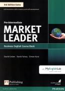 MARKET LEADER EXTRA PRE-INTERMEDIATE CB WITH DVD-ROM AND MYENGLISHLAB - 3RD ED