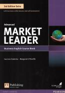MARKET LEADER EXTRA ADVANCED CB WITH DVD-ROM - 3RD ED