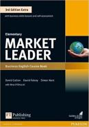MARKET LEADER EXTRA ELEMENTARY CB WITH DVD-ROM - 3RD ED