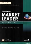 MARKET LEADER EXTRA PRE-INTERMEDIATE CB WITH DVD-ROM - 3RD ED