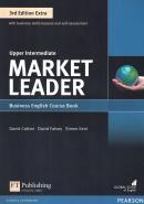 MARKET LEADER EXTRA UPPER INTERMEDIATE CB WITH DVD-ROM - 3RD ED