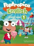 POPTROPICA ENGLISH 1 SB AND ONLINE WORLD ACCESS CARD PACK - AMERICAN