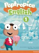 POPTROPICA ENGLISH 1 WB AND AUDIO CD PACK - AMERICAN