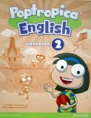 POPTROPICA ENGLISH 2 WB AND AUDIO CD PACK - AMERICAN