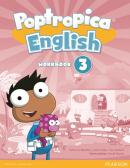 POPTROPICA ENGLISH 3 WB AND AUDIO CD PACK - AMERICAN