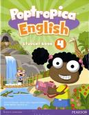 POPTROPICA ENGLISH 4 SB AND ONLINE WORLD ACCESS CARD PACK - AMERICAN