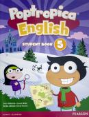 POPTROPICA ENGLISH 5 SB AND ONLINE WORLD ACCESS CARD PACK - AMERICAN