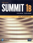 SUMMIT 1B STUDENT´S BOOK WITH WORKBOOK - 3RD ED