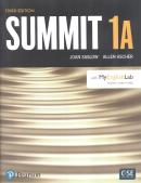 SUMMIT 1A SB WITH MYENGLISHLAB - 3RD ED