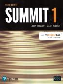 SUMMIT 1 SB WITH MYENGLISHLAB - 3RD ED