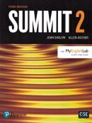 SUMMIT 2 SB WITH MYENGLISHLAB - 3RD ED