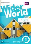 WIDER WORLD 1 SB WITH MYENGLISHLAB PACK - 1ST ED