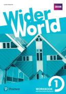 WIDER WORLD 1 WB WITH ONLINE HOMEWORK PACK - 1ST ED