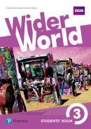 WIDER WORLD 3 SB - 1ST ED